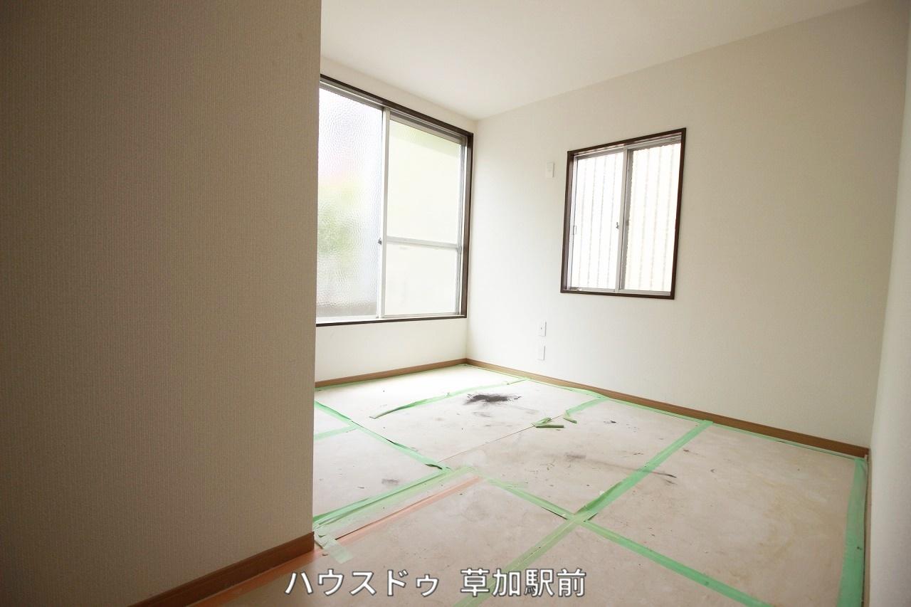 全居室に収納スペースがございます!
