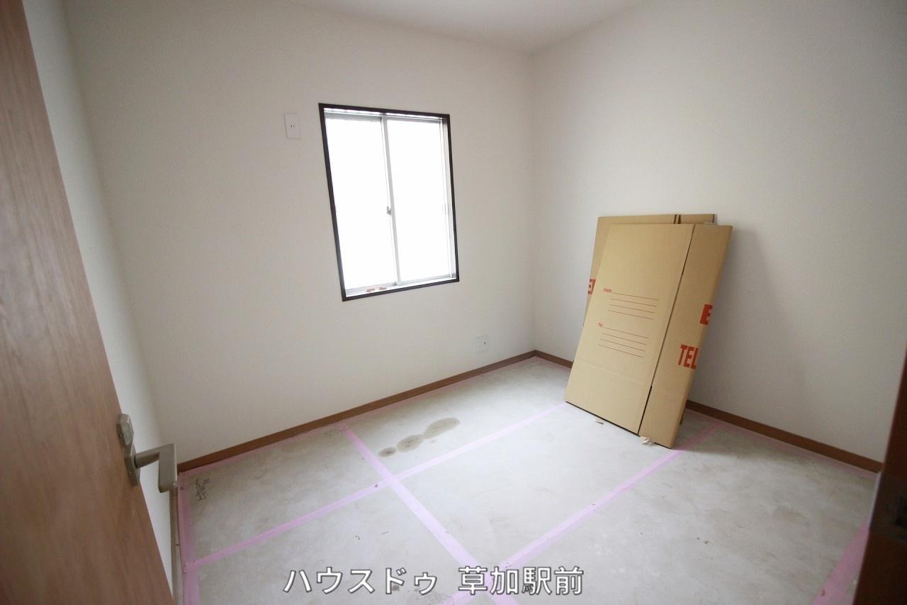 全居室に収納スペースございます(*'ω'*)