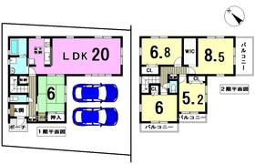 弥富市東中地1丁目 全1棟 新築一戸建て