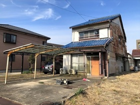津島市中野町 建築条件なし土地