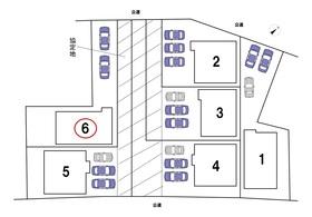 クレイドルガーデン名古屋市中川区本前田町第2 全6棟 6号棟 新築一戸建て