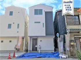 ミラスモ名古屋市中川区西日置第2期 全2棟 1号棟 新築一戸建て