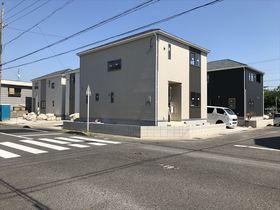 クレイドルガーデン愛西市大井町第1 全6棟 2号棟 新築一戸建て