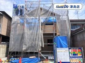 ブルーミングガーデン津島市常磐町4丁目 全1棟 新築一戸建て