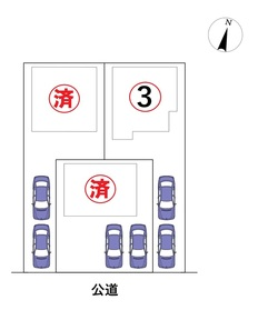 リナージュ名古屋市港区大西20-1期 全3棟 3号棟 新築一戸建て