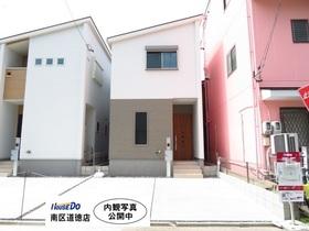 名古屋市南区鶴里2丁目 全2棟 1号棟 新築一戸建て