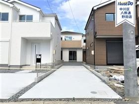 グラファーレ名古屋市中川区江松5丁目 全5棟 3号棟 新築一戸建て