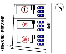 LiveleGarden.S稲沢市平和町第3 1号棟 全3棟 新築一戸建て