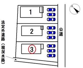 LiveleGarden.S稲沢市平和町第3 3号棟 全3棟 新築一戸建て
