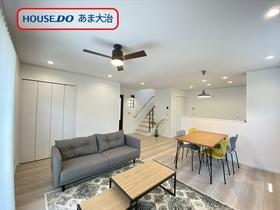 ○あま市七宝町桂山之浦 全1棟 新築一戸建て