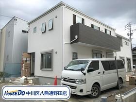 リーブルガーデン名古屋市中川区長須賀第2 全4棟 4号棟 新築一戸建て