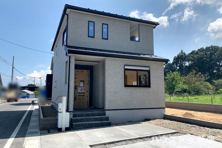 角地 分譲地内 住宅性能評価書取得住宅 耐震構造 約72坪 オール電化 南向きワイドバルコニー  2021/8/27撮影
