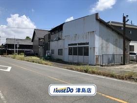 ●津島市米町 建築条件なし土地