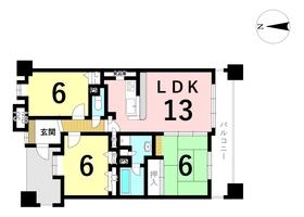 ライオンズマンション港西第5