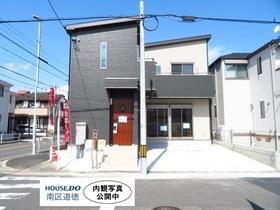 名古屋市南区鳴尾1丁目 全1棟 新築一戸建て