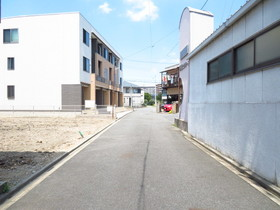 名古屋市南区豊3丁目 建築条件付土地