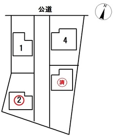 LiveleGarden.S稲沢市平和町勝幡新田 全4棟 2号棟 新築一戸建て