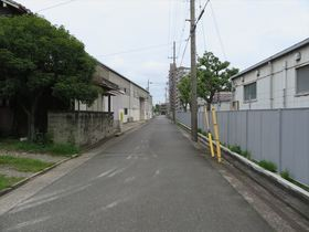●名古屋市港区いろは町4丁目 建築条件なし土地