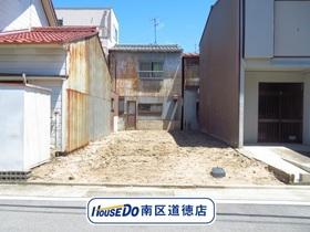 名古屋市南区呼続元町 建築条件なし土地