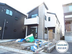 名古屋市南区六条町1丁目 全3棟 1号棟 新築一戸建て