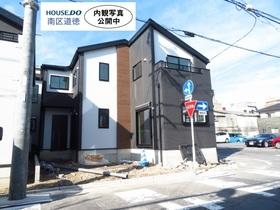 名古屋市南区六条町1丁目 全3棟 2号棟 新築一戸建て