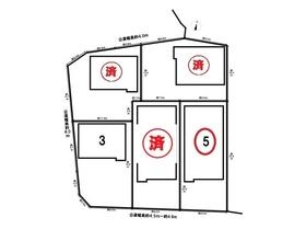 クレイドルガーデン津島市鹿伏兎町第2 全5棟 5号棟 新築一戸建て