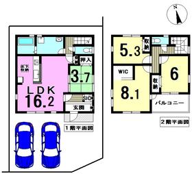 ○LiveleGarde.S津島市中地町3丁目 全1棟 新築一戸建て