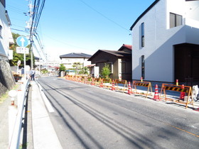 名古屋市緑区鳴海町字細根 全1棟 新築一戸建て
