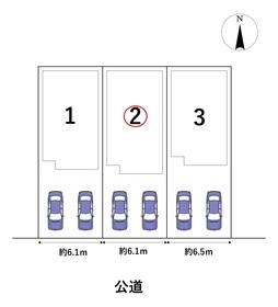 クレイドルガーデン名古屋市港区宝神第11 全3棟 2号棟 新築一戸建て