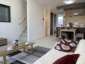 メルディア名古屋市港区辰巳町 全2棟 B号棟 新築一戸建て