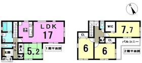 ファーストタウン第3蟹江町学戸 全1棟 新築一戸建て