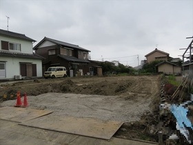 グラファーレ名古屋市港区東茶屋6期 全2棟 2号棟 新築一戸建て