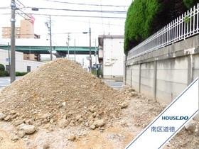 名古屋市南区柵下町1丁目 全4区画 1号地 建築条件なし土地