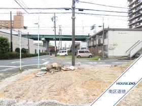 名古屋市南区柵下町1丁目 全4区画 2号地 建築条件なし土地