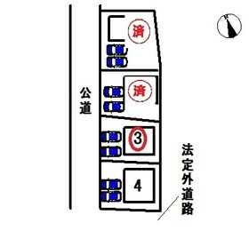 クレイドルガーデン稲沢市祖父江町三丸渕第1 全4棟 3号棟 新築一戸建て