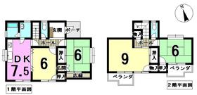 ●津島市神守町字古道 中古一戸建て