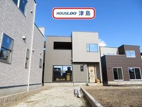 津島市愛宕町2期 4号棟 全7棟 新築一戸建て