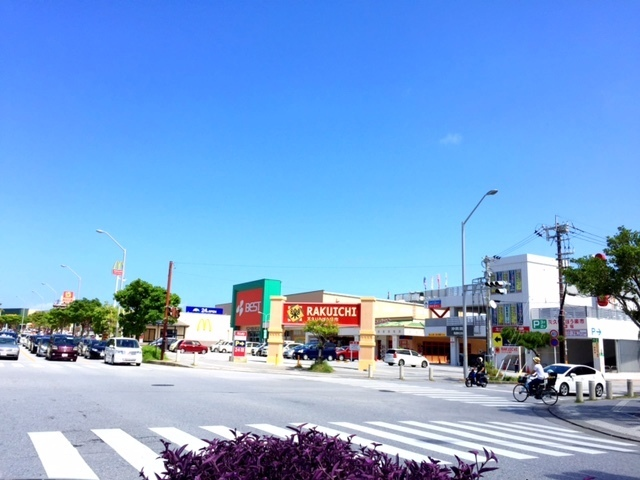 ショッピングセンター徒歩約14分(約1100m)m