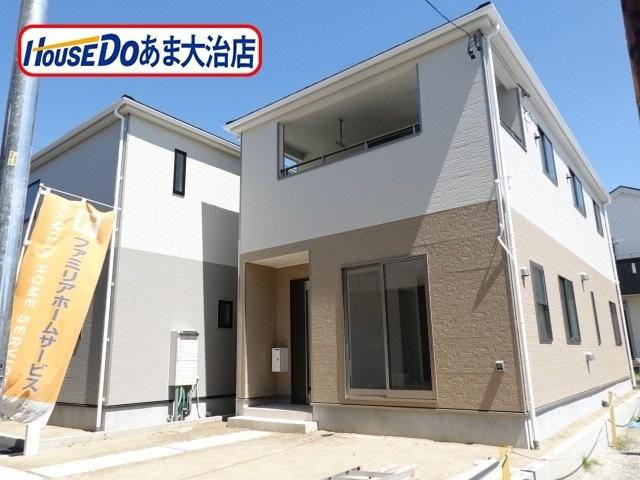 現地見学会【新築戸建 あま市篠田八原第9 全3棟】